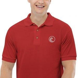 BTT – Embroidered Polo Shirt