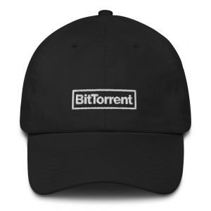 Cotton Cap with back print