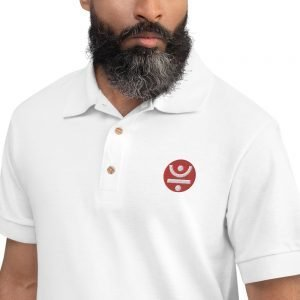 JST – Embroidered Polo Shirt