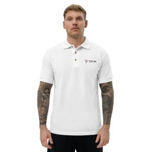 TRX – Embroidered Polo Shirt