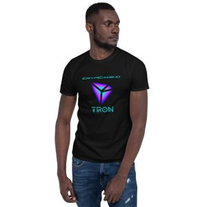 Crypcade Bold Short-Sleeve T-Shirt for Him or Her