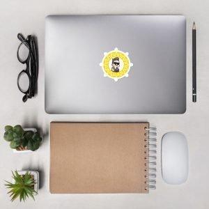 SUN Bubble-free stickers