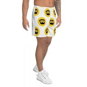 D-Live – Men's Athletic Long Shorts