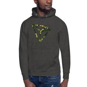 Green Tron – Unisex Hoodie