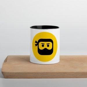 D-Live Mug with Color Inside