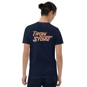 TNS Bowling – Short-Sleeve Unisex T-Shirt with back print