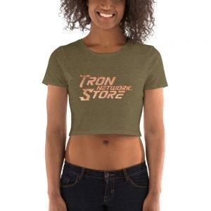 TNS Women's Crop Tee