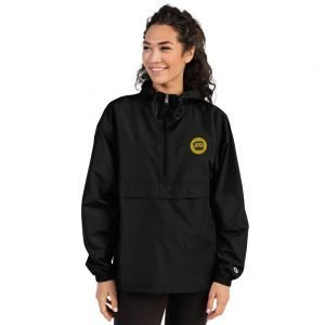 D-Live Embroidered Champion Packable Jacket