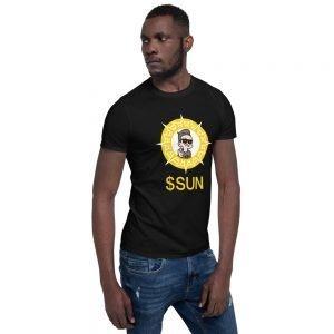 Sun 2 – Short-Sleeve Unisex T-Shirt