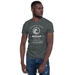 Vintage BTT (No Texture) – Short-Sleeve Unisex T-Shirt