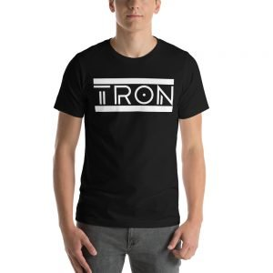 Bar Tron – Short-Sleeve Unisex T-Shirt