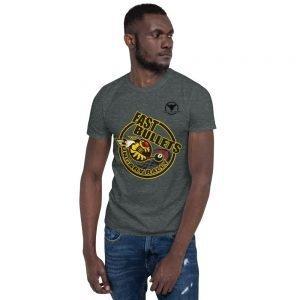 Fast Bullets Rally – Short-Sleeve Unisex T-Shirt