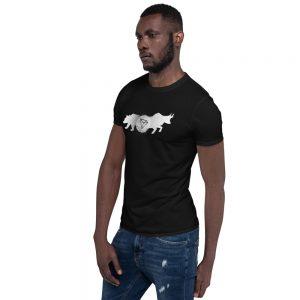 Tron Bull – Short-Sleeve Unisex T-Shirt