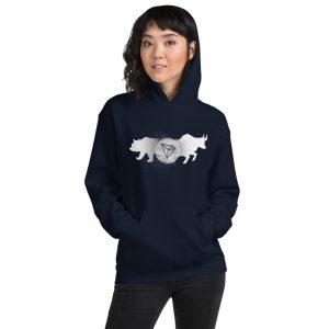 Tron Bull – Unisex Hoodie