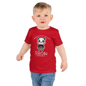 Cutie Tron Short sleeve kids t-shirt