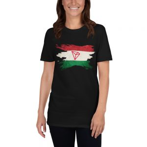 Tron Hungary – Short-Sleeve Unisex T-Shirt