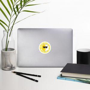 SUN – Bubble-free stickers