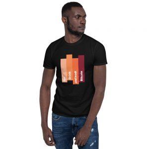 Hodl BTC 2 – Short-Sleeve Unisex T-Shirt