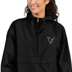 Vision – Embroidered Champion Packable Jacket