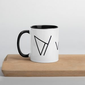 Vision – Mug with Color Inside