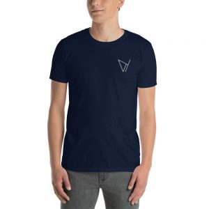 Vision embroidered – Short-Sleeve Unisex T-Shirt