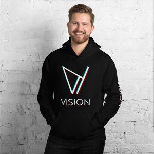 Vision Blur – Unisex Hoodie
