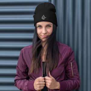 COTI – Embroidered Beanie