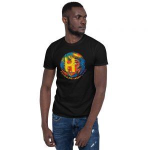 HALO Social Media Short-Sleeve Unisex T-Shirt