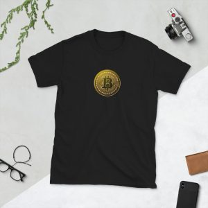 BTC Short-Sleeve Unisex T-Shirt