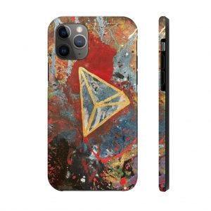 Tron Art Case Mate Tough Phone Cases