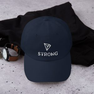 Strong – Dad hat