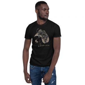 Tron Bull Short-Sleeve Unisex T-Shirt