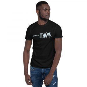 Score Milk – Short-Sleeve Unisex T-Shirt