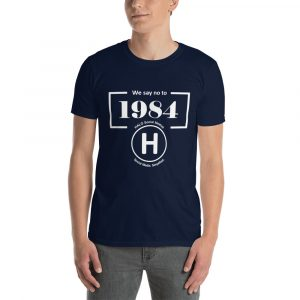 Halo 1984 – Short-Sleeve Unisex T-Shirt