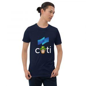 COTI – IRL – Short-Sleeve Unisex T-Shirt