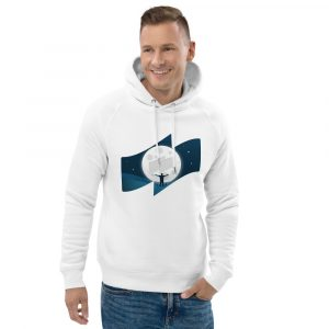 COTI – Moon – Unisex pullover hoodie
