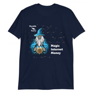Magic Internet Money – Short-Sleeve Unisex T-Shirt