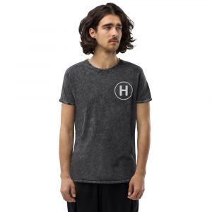 Halo – Denim T-Shirt