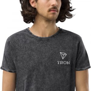 Tron – Denim T-Shirt