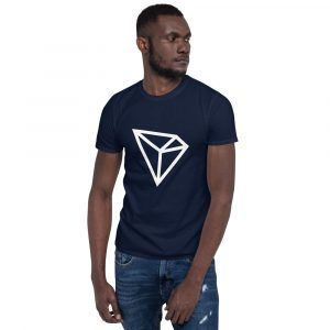 King of USDT – Short-Sleeve Unisex T-Shirt