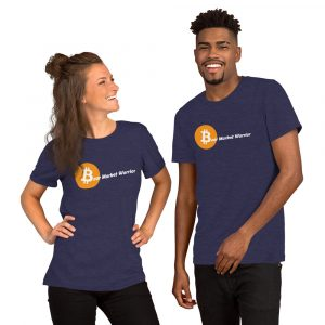 Bitcoin MW – Short-Sleeve Unisex T-Shirt
