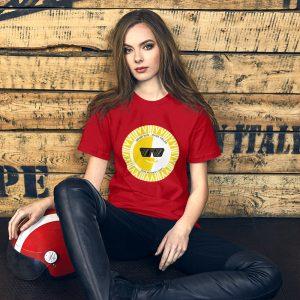 SUN – Short-Sleeve Unisex T-Shirt