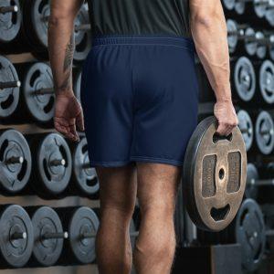 TRON – Men's Athletic Long Shorts