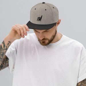 CyberFM – Snapback Hat