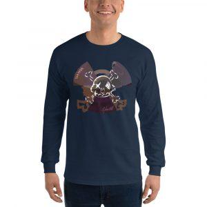 CyberFM – COR – Men's Long Sleeve Shirt