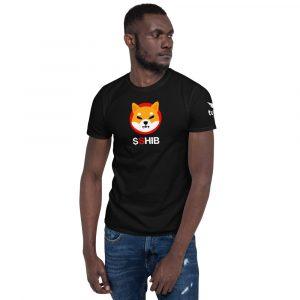 SHIB Textured Short-Sleeve Unisex T-Shirt