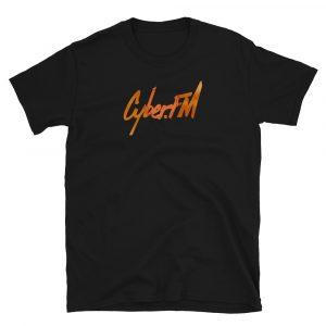 CyberFM – Short-Sleeve Unisex T-Shirt