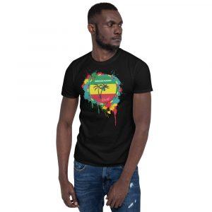Reggae Records – Option 1 – Short-Sleeve Unisex T-Shirt