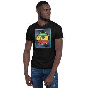 Reggae Records – Option 3 – Short-Sleeve Unisex T-Shirt