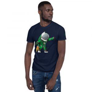 Primo – Astronaut – Short-Sleeve Unisex T-Shirt